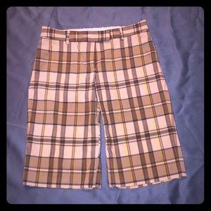 Bermuda plated shorts 🩳